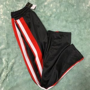 TopShop 90s style track pants